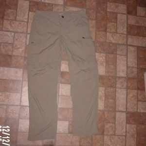 Columbia Convertible Hiking Cargo Pants